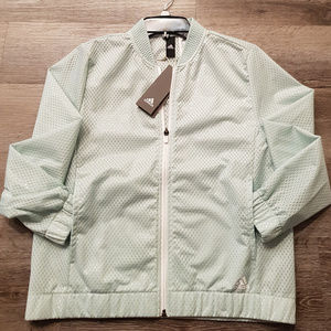 Adidas Mesh Bomber Jacket